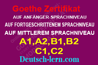 Institut a1 goethe Welcome